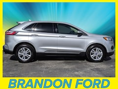 Certified Used 2019 Ford Edge SEL SUV for sale in Tampa, FL