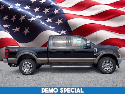 Featured new 2021 Ford Super Duty F-250 SRW LARIAT LARIAT 4WD Crew Cab 6.75 Box for sale in Tampa, FL