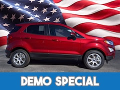 New 2020 Ford EcoSport SE SE FWD Tampa