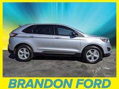 Certified Used 2017 Ford Edge SE SUV for sale in Tampa, FL