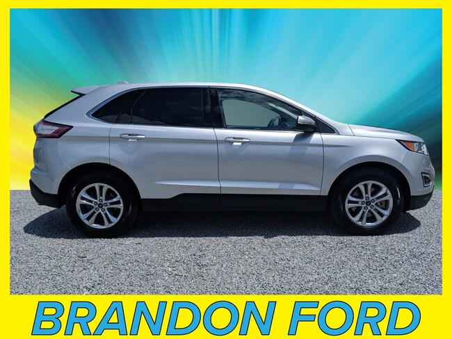 Used 2016 Ford Edge SEL SUV Tampa