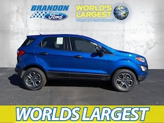 New 2020 Ford EcoSport S Crossover Tampa
