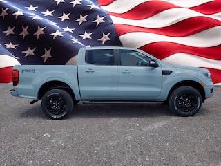 2021 Ford Ranger LARIAT LARIAT 4WD SuperCrew 5 Box