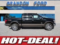 New 2019 Ford F-150 King Ranch Truck Tampa