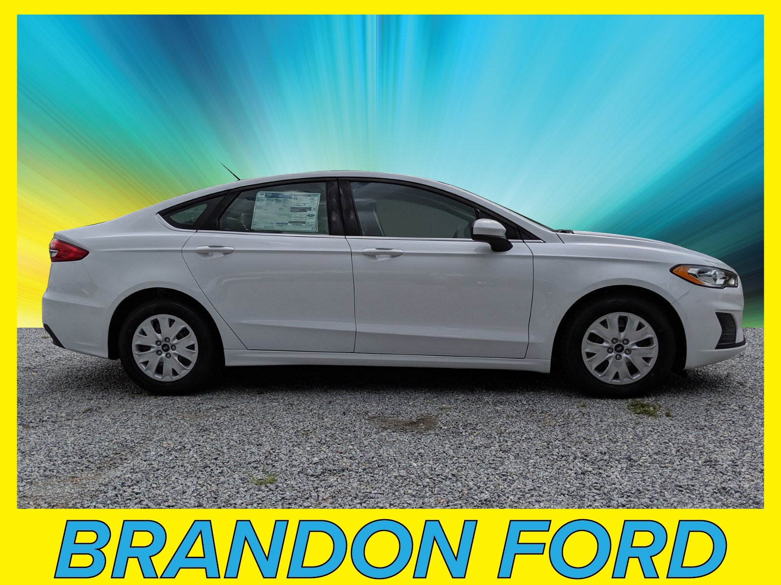 Featured Used 2019 Ford Fusion S SEDAN for sale in Tampa, FL