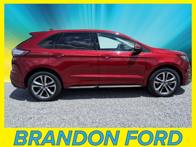 Used 2015 Ford Edge Sport SUV Tampa