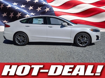 Featured new 2020 Ford Fusion SEL SEL FWD for sale in Tampa, FL