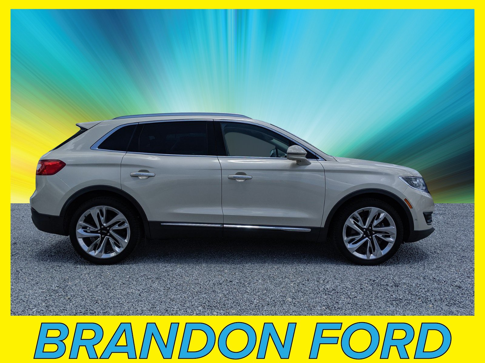 Featured Used 2016 Lincoln MKX Reserve SUV for sale in Tampa, FL