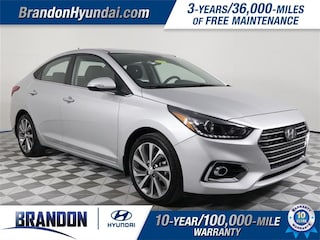 2020 Hyundai Accent Limited Sedan