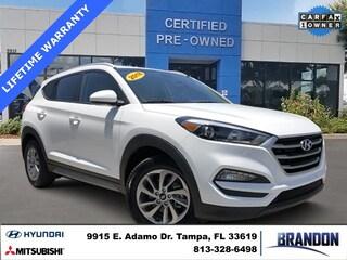 2018 Hyundai Tucson SE Perfect Carfax! Lifetime Warranty! SUV