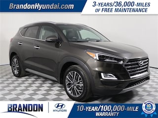 2020 Hyundai Tucson Limited SUV for sale in Tampa