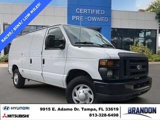 2014 Ford E-250 Commercial Racks, Bins, Security Cage! Van Cargo Van