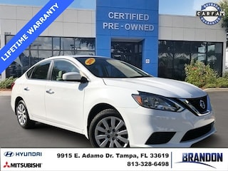2016 Nissan Sentra SV 1 Owner Clean CAR-FAX! Lifetime Warranty! Sedan