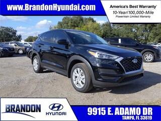 2020 Hyundai Tucson SE SUV for sale in Tampa
