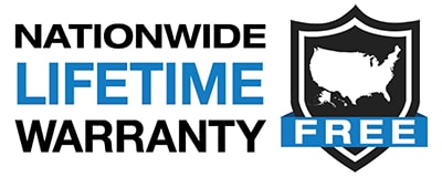 Nationwide Lifetime Warranty