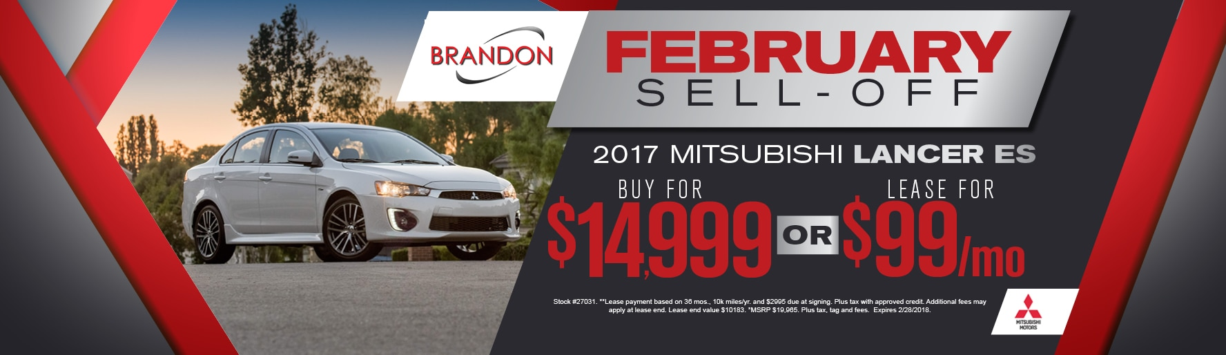 Brandon Mitsubishi New Mitsubishi Dealership In Tampa FL - Mitsubishi dealer link