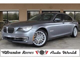 2014 BMW 7 Series 750Li Car