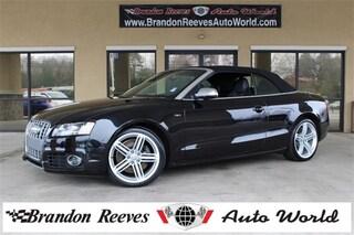 2012 Audi S5 3.0 Cabriolet Premium Plus Convertible