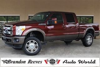 2015 Ford F-250SD Lariat Truck