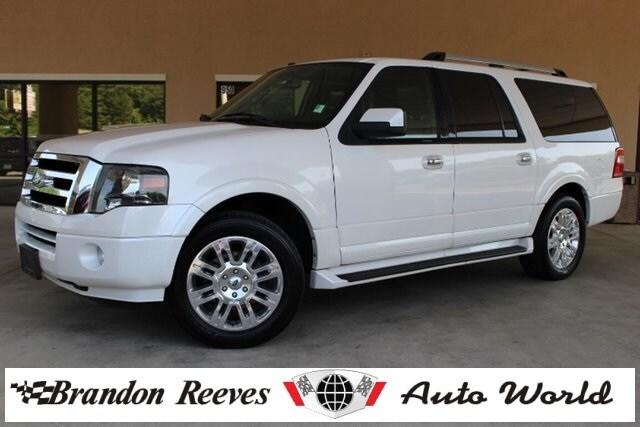 2011 Ford Expedition EL Limited SUV