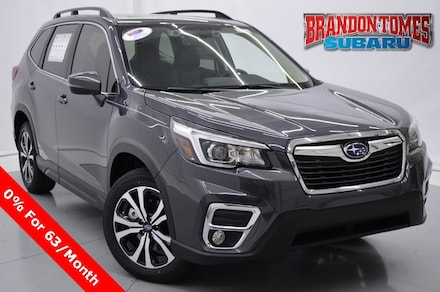2020 Subaru Forester Limited SUV 0S5391