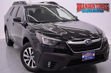 New 2020 Subaru Outback Premium Premium SUV 0S6167 for sale near Fort worth, TX