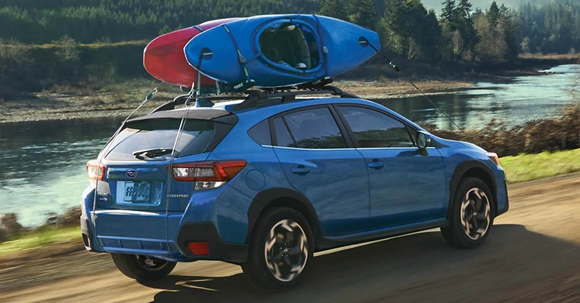 New 2021 Crosstrek Brandon Tomes Subaru