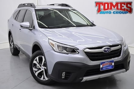 New 2021 Subaru Outback Limited SUV 1S7422 for sale near Fort worth, TX