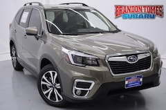 New 2021 Subaru Forester Limited SUV 1S6906 in McKinney, TX