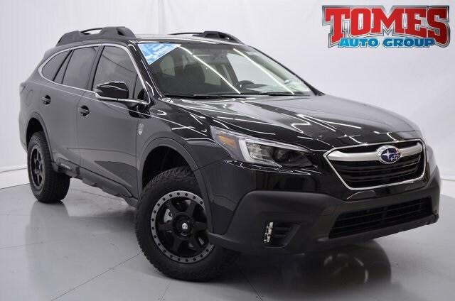 2020 Subaru Outback Premium Premium SUV 0S4898