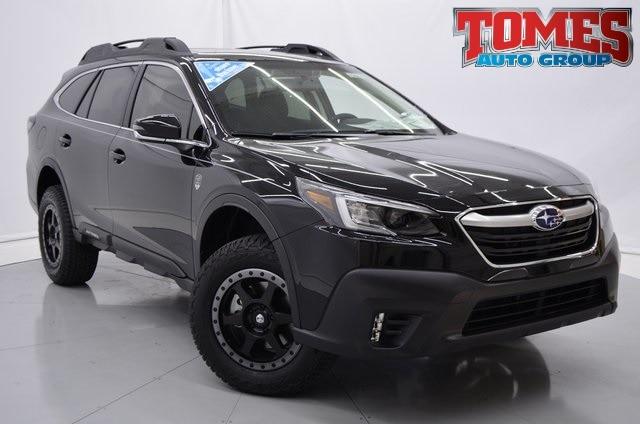 New 2020 Subaru Outback Premium Premium SUV 0S4898 for sale near Fort worth, TX