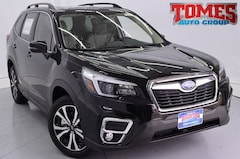 New 2021 Subaru Forester Limited SUV 1S6781 in McKinney, TX