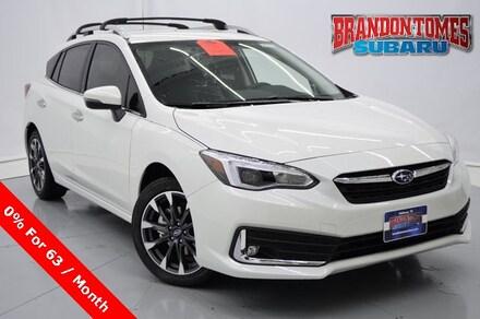 2020 Subaru Impreza Limited Hatchback 0S5278