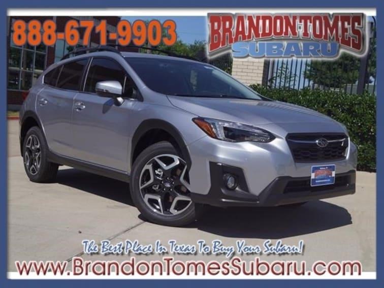 New 2019 Subaru Crosstrek 2.0i Limited SUV 9S4182 McKinney, TX