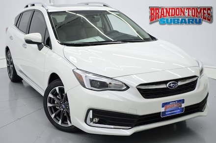 New 2020 Subaru Impreza Limited Hatchback 0S6087 for sale near Fort worth, TX