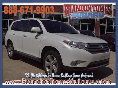2013 Toyota Highlander For Sale >> Used 2013 Toyota Highlander For Sale Mckinney Tx Near Dallas Forth Worth Vin 5tdyk3eh4ds128287