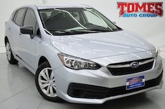 New 2020 Subaru Impreza Base Hatchback 0S6589 in McKinney, TX