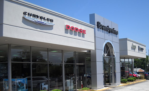 Dodge Dealers In Delaware >> New Used Car Dealer Brandywine Chrysler Jeep Dodge Ram