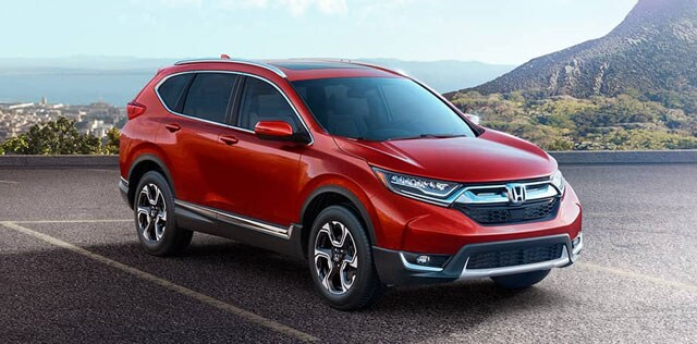 Compare 2018 Jeep Cherokee vs Honda CR-V Review | Wilmington DE