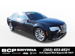2015 Chrysler 300C Platinum Sedan