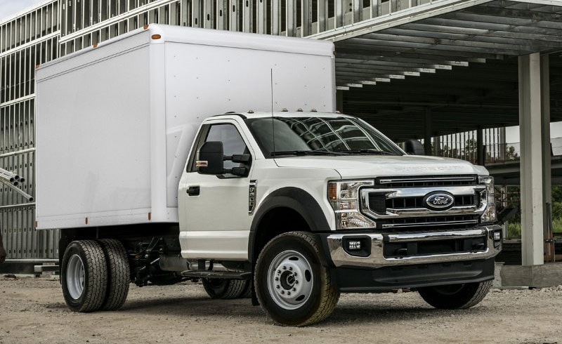 Ford of Brandford - We're thrilled to announce that the 2020 Ford Super Duty Chassis Cab has arrived near North Haven CT