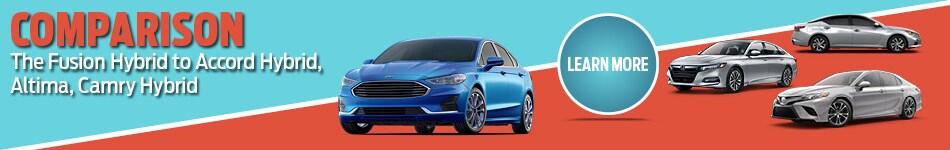 Compare Fusion Hybrid