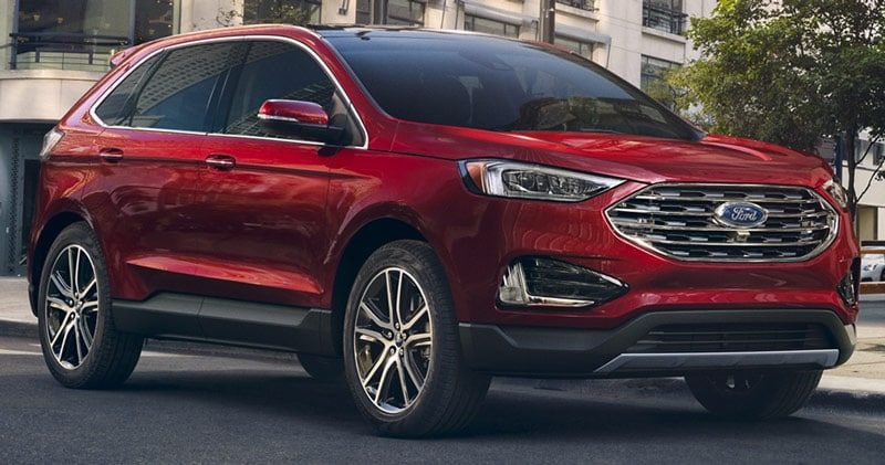 Ford of Branford - The 2020 Ford Edge is classy through and through near Hamden CT