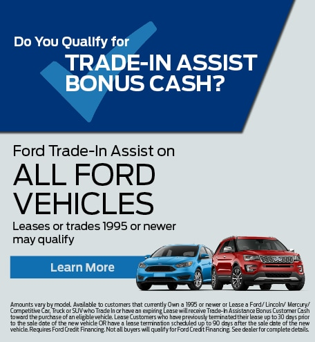 Ford Trade-In Assist Program