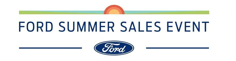 Connecticut Ford Summer Sales Event
