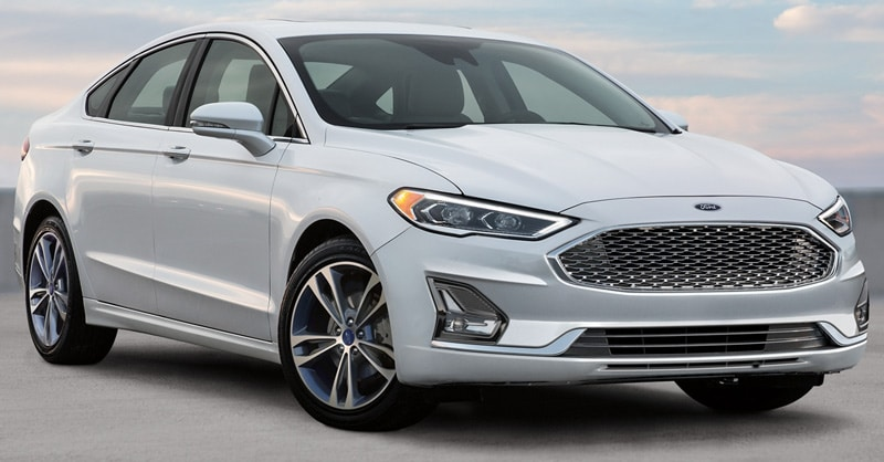 Ford of Branford - The 2020 Ford Fusion has a lot more to it than meets the eye near East Haven CT