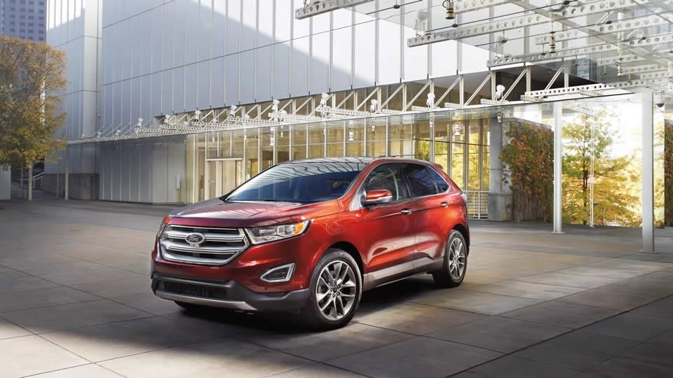 Ford Edge Roomy Fuel Efficient