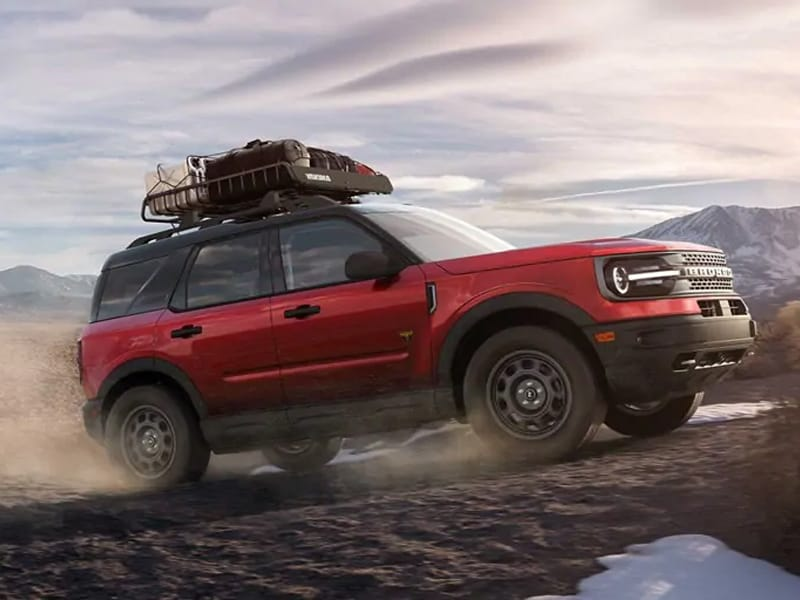 Review the awesome 2021 Ford Bronco in Branford CT