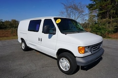 2007 Ford E-150 Commercial Cargo Van
