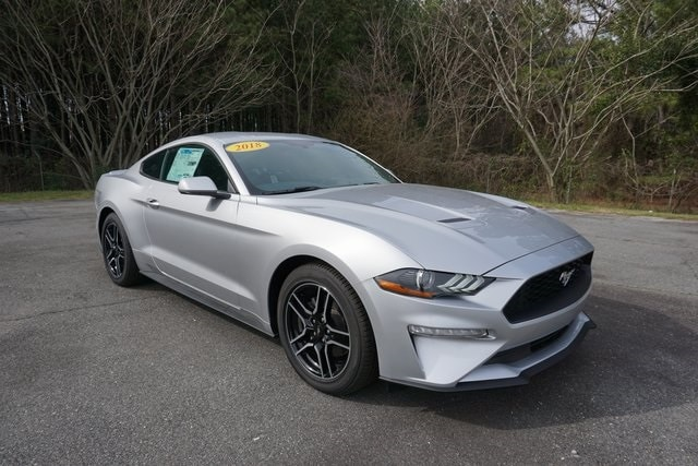 2018 Ford Mustang Ecoboost Car